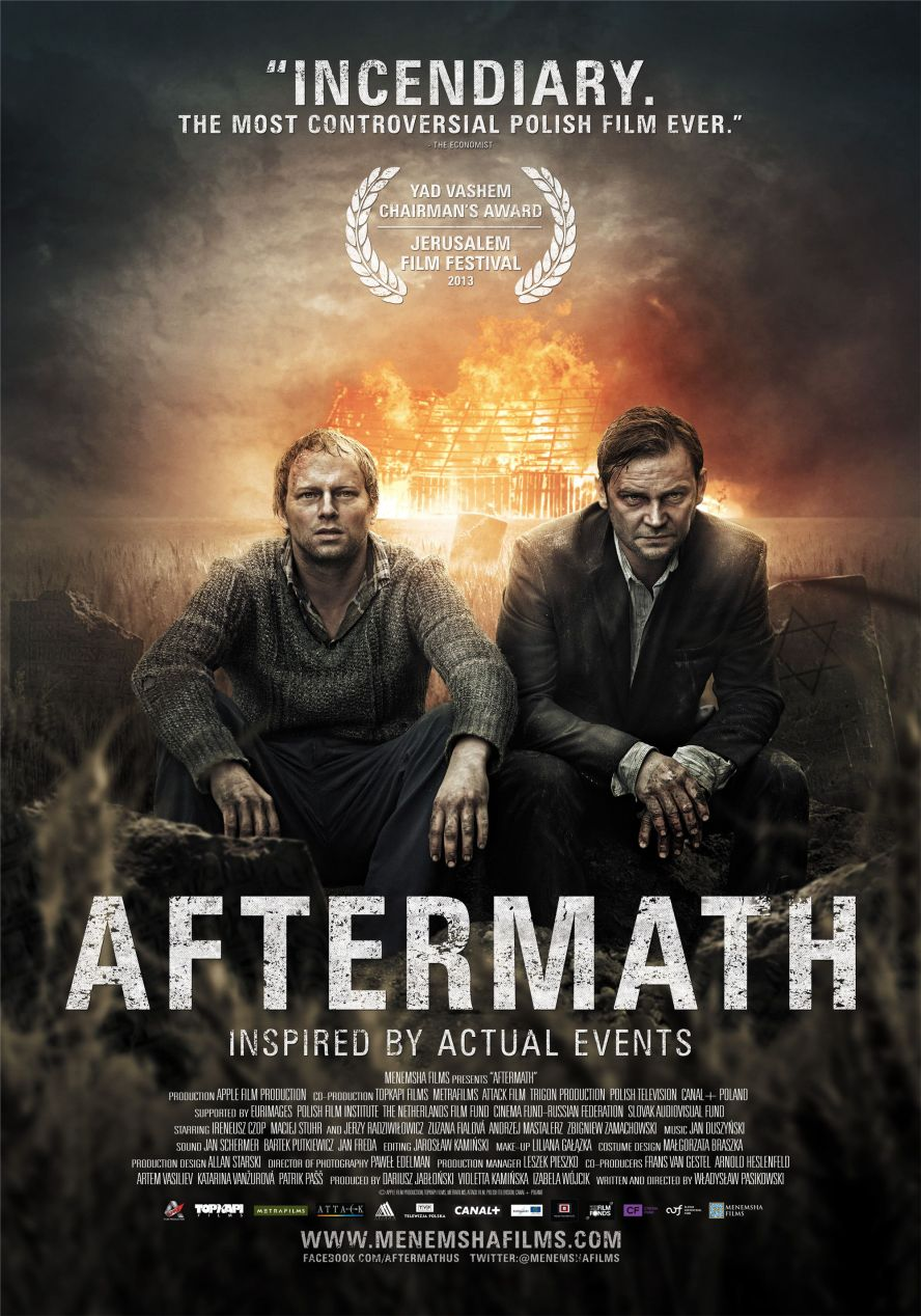 Aftermath US Poster 1 Lg
